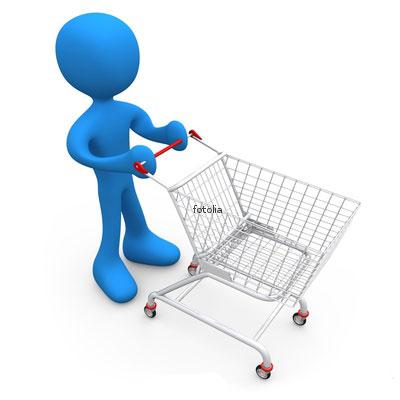 cart - Thiết kế web Thương mại điện tử