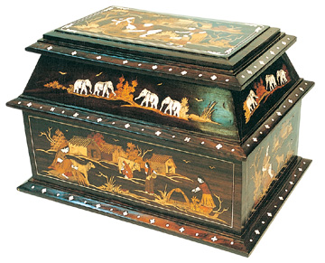 wooden box - Thiết kế website Thủ công mỹ nghệ